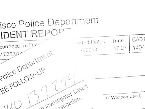 PoliceReportLT